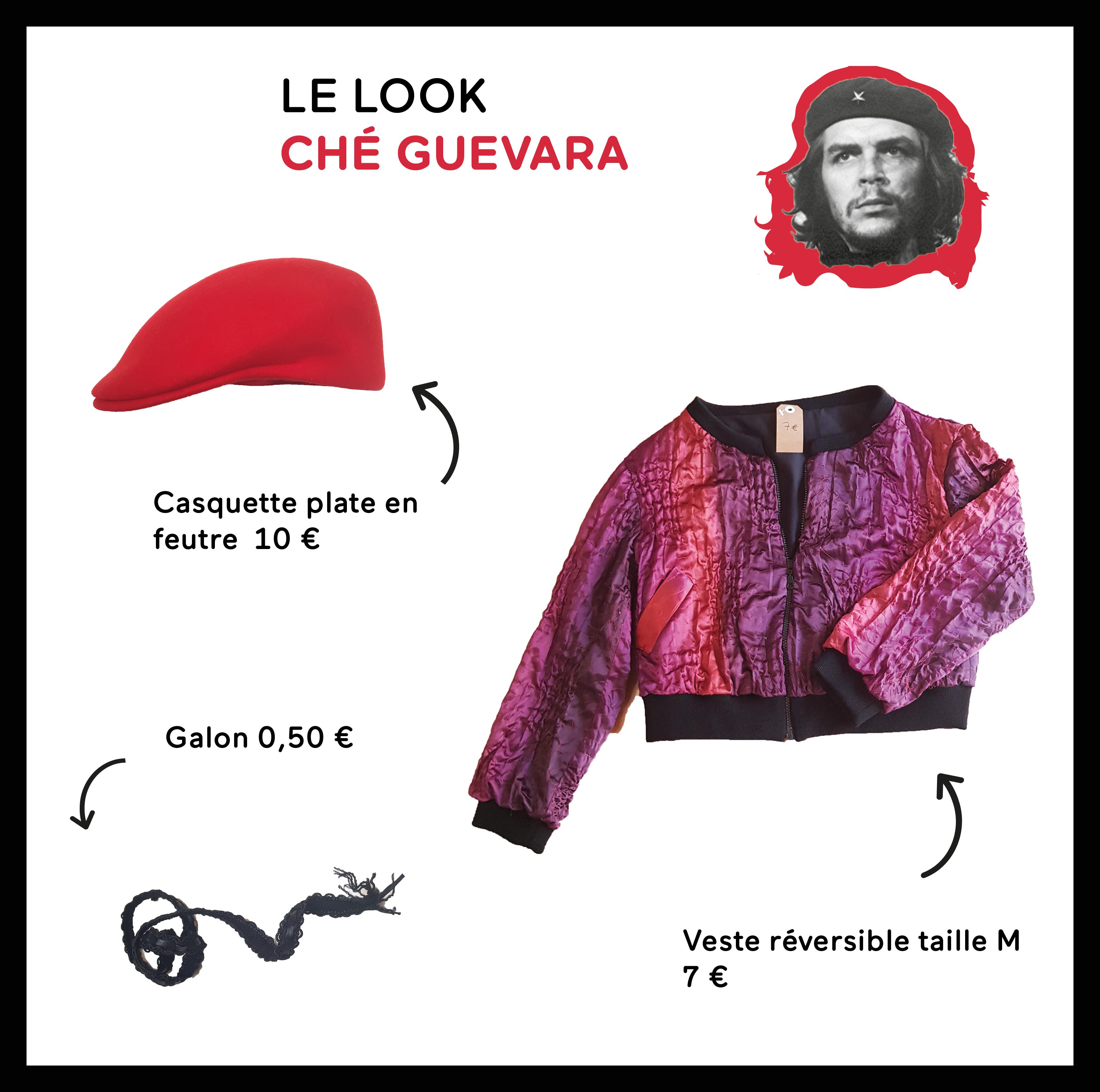 Le look CHE GUEVARA