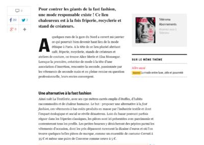 La Textilerie, nouveau QG des amoureux de la mode éthique à Paris