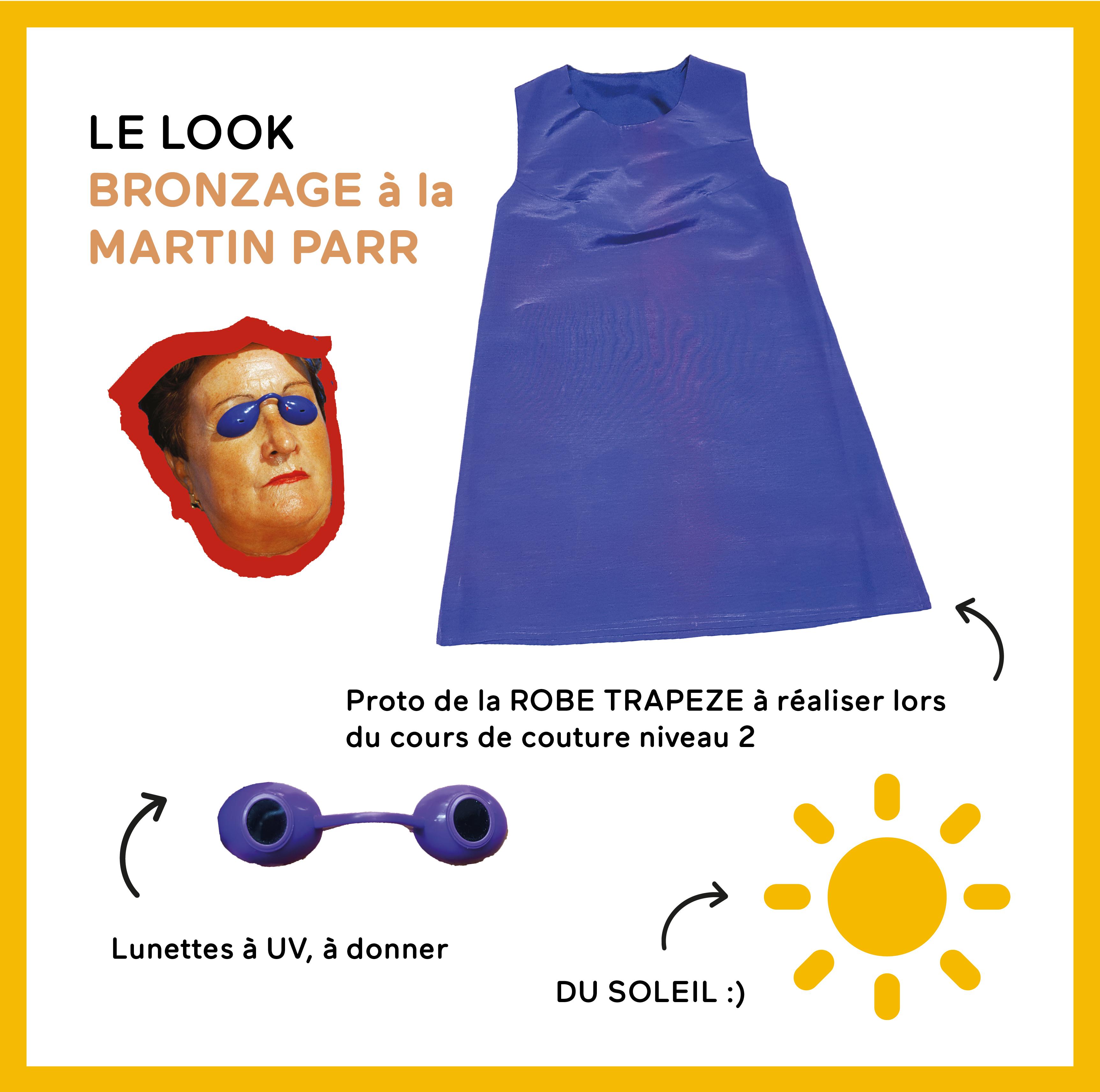Le look Martin Parr