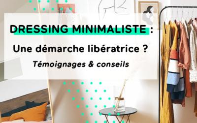 Le minimalisme à l'honneur le 5 avril 2019 !