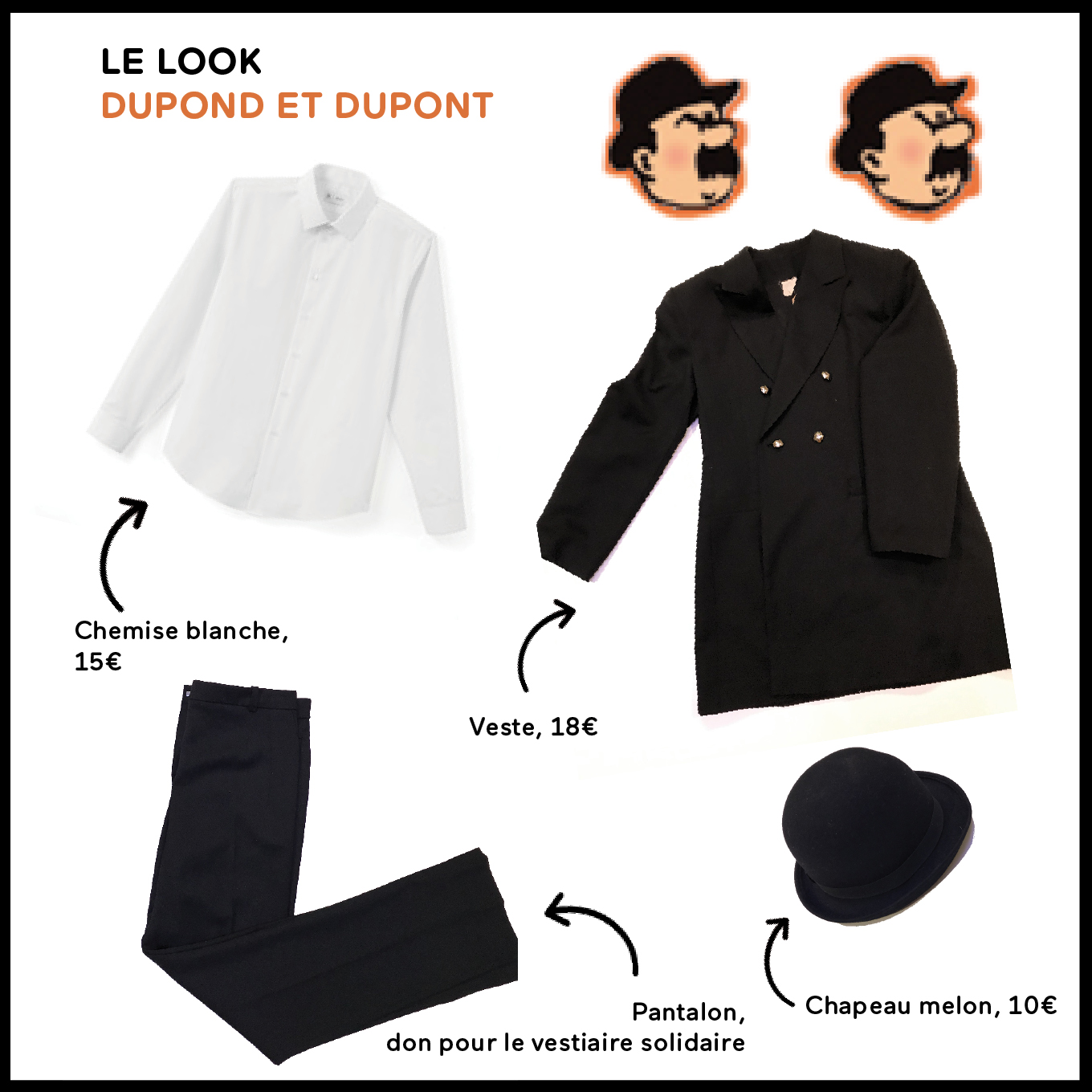 look just frip it dupond et dupont