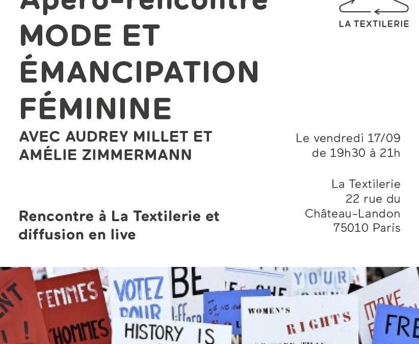 Mode et émancipation féminine